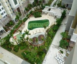 Hyundai Hillstate 현대힐스테이트 아파트