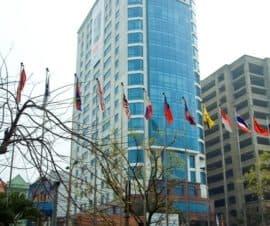 VIT 타워의 임대 하노이 사무소