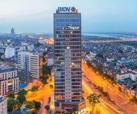 BIDV 타워의 오피스 임대 194 Tran Quang Khai , Hoan Kiem , 하 노이